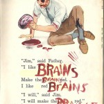 I Like Red Brains