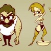 Character Designs 2_ Digital 16 by 9