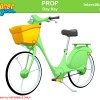 Explorer Girls Eco Bike Concept Design