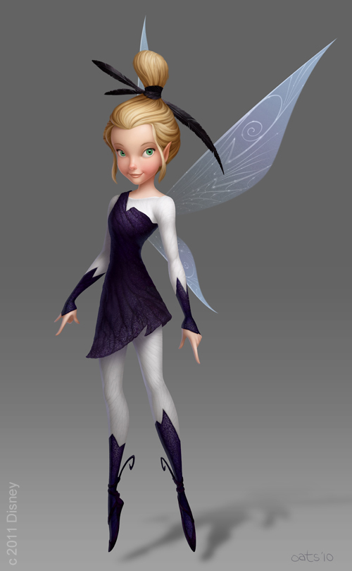 Pixie Hollow Games Glimmer