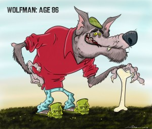 Wolfman--86-yO